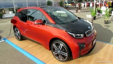 2014 BMW i3 at 2013 Los Angeles Auto Show