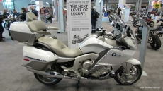 2014 BMW K1600GTL at 2013 New York Motorcycle Show