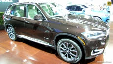 2014 BMW X5 xDrive 50i at 2013 Los Angeles Auto Show