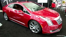 2014 Cadillac ELR at 2013 Los Angeles Auto Show