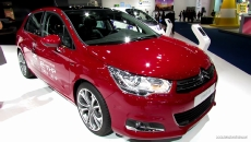 2014 Citroen C4 at 2013 Frankfurt Motor Show