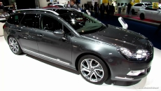 2014 Citroen C5 Tourer at 2013 Frankfurt Motor Show