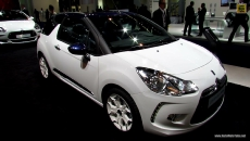 2014 Citroen DS3 Cabrio at 2013 Frankfurt Motor Show