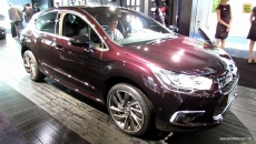 2014 Citroen DS4 at 2013 Frankfurt Motor Show