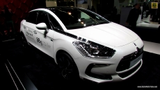 2014 Citroen DS5 Hybrid4 at 2013 Frankfurt Motor Show