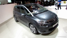 2014 Citroen Grand C4 Picasso at 2013 Frankfurt Motor Show