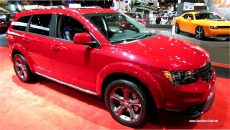 2014 Dodge Journey Crossroad at 2014 Chicago Auto Show