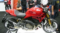 2014 Ducati Monster 1200S at 2013 New York Motorcycle Show