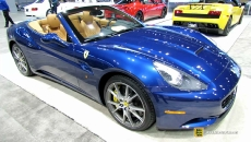 2014 Ferrari California Spider 30th Anniversary Edition at 2014 Chicago Auto Show