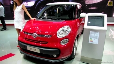 2014 Fiat 500L Pop Star at 2013 Frankfurt Motor Show