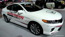 2014 Honda Accord V6 Coupe HPD at 2014 Montreal Auto Show