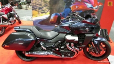 2014 Honda CTX1300 Deluxe at 2013 New York Motorcycle Show