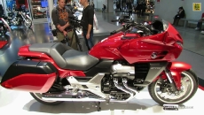 2014 Honda CTX1300 at 2013 EICMA Milan Motorcycle Exhibition