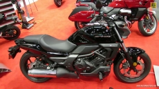 2014 Honda CTX700 at 2013 New York Motorcycle Show