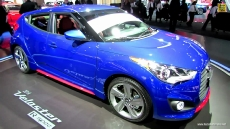 2014 Hyundai Veloster R-Spec at 2013 Los Angeles Auto Show