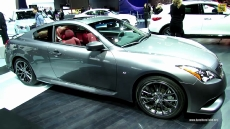 2014 Infiniti Q60 IPL Coupe (G37 Coupe) at 2013 NY Auto Show
