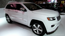 2014 Jeep Grand Cherokee Overland at 2013 Toronto Auto Show