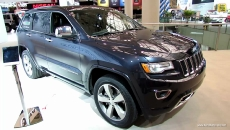 2014 Jeep Grand Cherokee Overland Diesel at 2013 Toronto Auto Show
