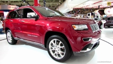 2014 Jeep Grand Cherokee Summit Diesel at 2013 Toronto Auto Show