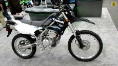 2014 Kawasaki KLX250S at 2013 New York Motorcycle Show