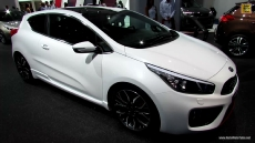 2014 KIA Pro-ceed GT Coupe at 2013 Frankfurt Motor Show