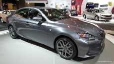 2014 Lexus IS350 F-Sport at 2013 Toronto Auto Show