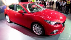 2014 Mazda 3 Hatchback - Debut at 2013 Frankfurt Motor Show