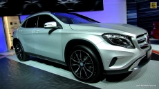 2014 Mercedes-Benz GLA-Class GLA250 at 2013 Los Angeles Auto Show