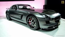 2014 Mercedes-Benz SLS63 AMG Final Edition at 2013 Los Angeles Auto Show
