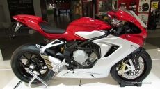 2014 MV Agusta F3 675 at 2013 EICMA Milan Motorcycle Exhibition