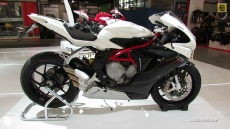 2014 MV Agusta F3 800 at 2013 EICMA Milan Motorcycle Exhibition