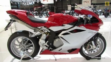 2014 MV Agusta F4 at 2013 EICMA Milan Motorcycle Exhibition