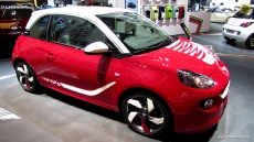 2014 Opel Adam Slam Natural Gas at 2013 Frankfurt Motor Show