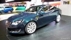 2014 Opel Insignia Turbo at 2013 Frankfurt Motor Show