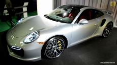 2014 Porsche 911 Turbo S at 2014 Montreal Auto Show