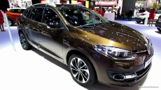 2014 Renault Megane Sport Tourer Estate at 2013 Frankfurt Motor Show