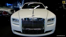 2014 Rolls-Royce Ghost at 2014 Montreal Auto Show