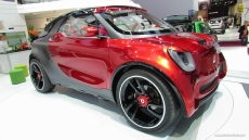2013 Smart For Stars Concept at 2012 Paris Auto Show