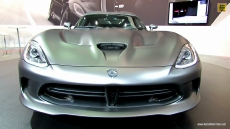 2014 SRT Viper GTS at 2013 Los Angeles Auto Show