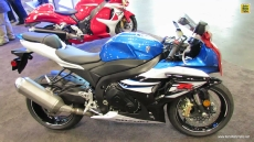 2014 Suzuki GSX-R1000 at 2013 New York Motorcycle Show