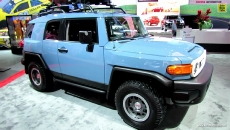 2014 Toyota FJ Cruiser Trail Teams Ultimate Edition at 2013 Los Angeles Auto Show
