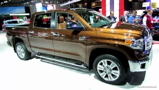 2014 Toyota Tundra 1794 Edition Double Cab at 2013 Los Angeles Auto Show