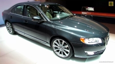 2014 Volvo S80 T5 Inscription at 2013 Frankfurt Motor Show