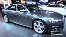 2015 Audi S6 at 2014 Los Angeles Auto Show