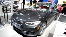 2015 BMW 2-Series 228i at 2014 Detroit Auto Show
