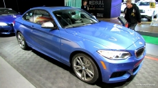 2015 BMW 2-Series M235i at 2014 Montreal Auto Show