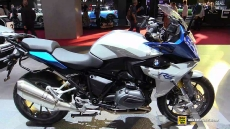 2015 BMW R1200RS at 2014 EICMA Milan Motorcycle Exhibition