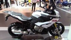 2015 BMW S1000XR at 2014 EICMA Milan Motorcycle Exhibition