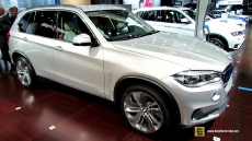 2015 BMW X5 eDrive at 2014 New York Auto Show