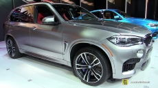2015 BMW X5 M at 2014 Los Angeles Auto Show